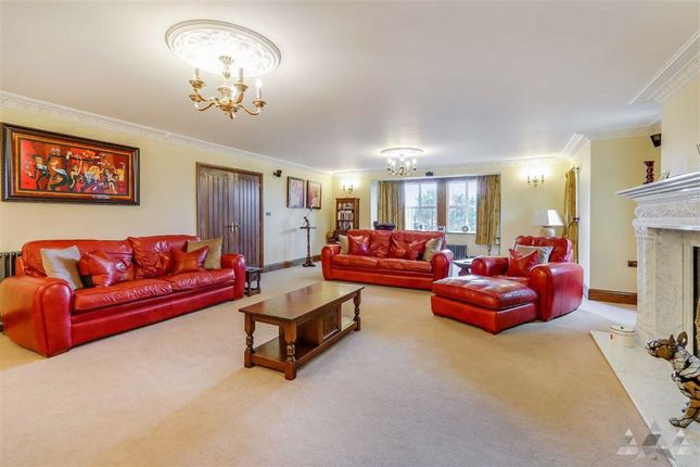 Lounge of Belland Lane, Stonedge, Chesterfield, Derbyshire S45