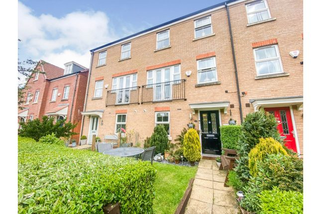 Thumbnail Town house for sale in Phoenix Drive, Wrexham