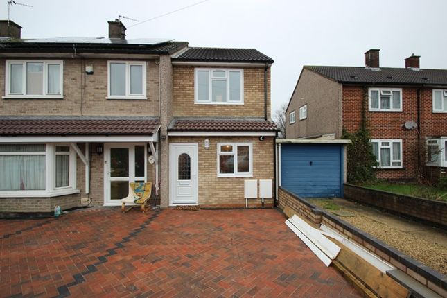 Thumbnail Semi-detached house to rent in Kestrel Crescent, Littlemore, Oxford