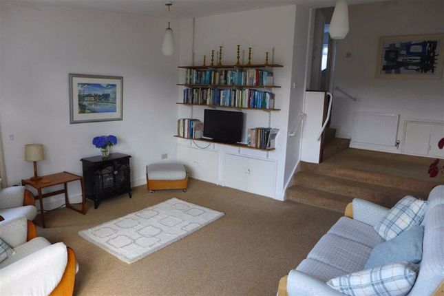 Lounge of Maeshendre, Aberystwyth, Ceredigion SY23