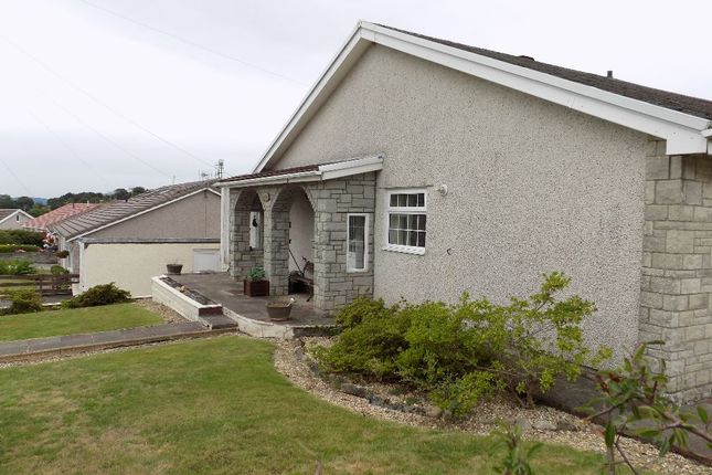 Thumbnail Bungalow for sale in Woodland Drive, Trinant, Crumlin, Newport