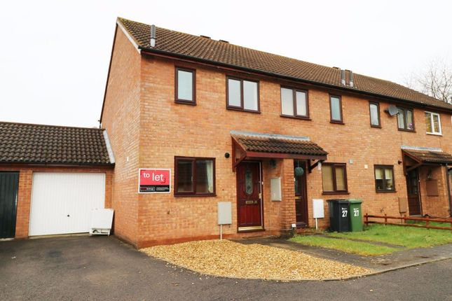 Thumbnail Terraced house to rent in 26 Yarlington Mill, Hereford