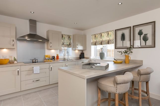 Kitchen of Plot 4, The Copse, Marton Cum Grafton, Near Boroughbridge YO51