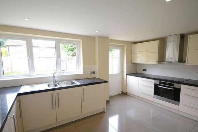 Thumbnail End terrace house to rent in Harmans Water Road, Bracknell