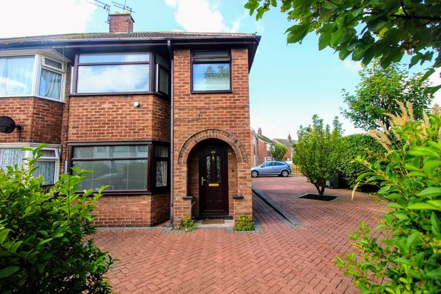 3 bed semi-detached house for sale in Highcroft Avenue, Bispham, Blackpool
