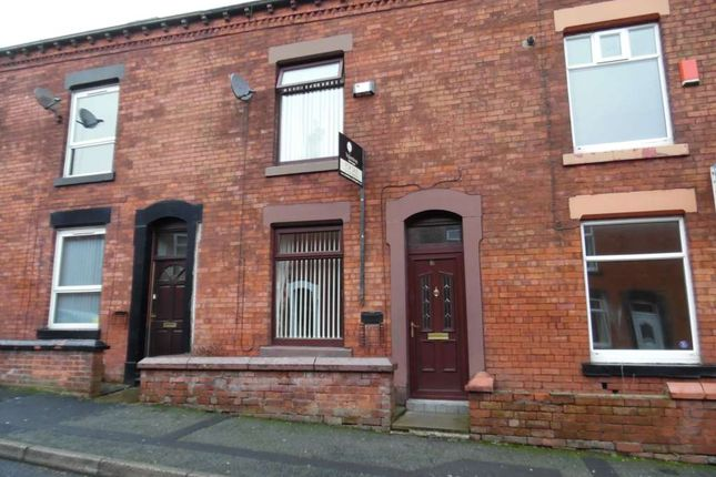 2 bed terraced house for sale in Briscoe Street, Oldham