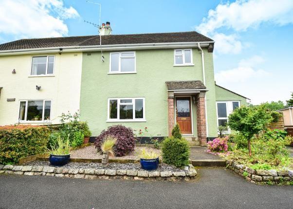 Thumbnail Semi-detached house for sale in Dean Prior, Buckfastleigh, Devon