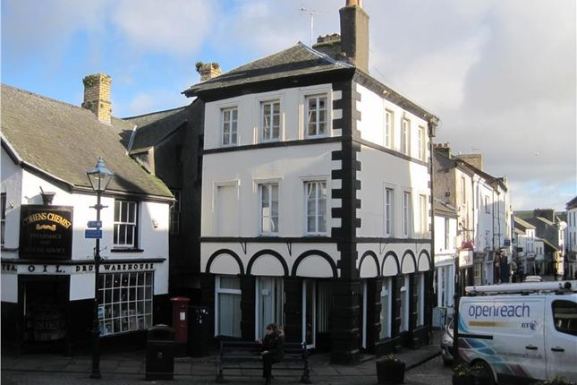 Thumbnail Retail premises for sale in 9 Market Place, Ulverston, Cumbria