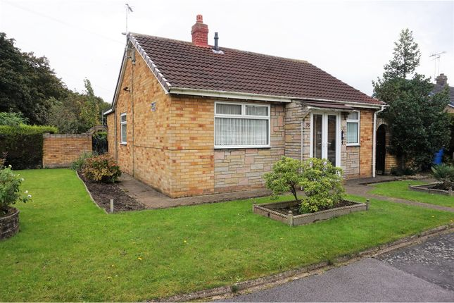 Thumbnail Detached bungalow for sale in Sextant Road, Hull