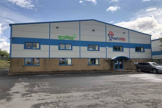Thumbnail Industrial for sale in Goat Mill Road, Dowlais, Merthyr Tydfil