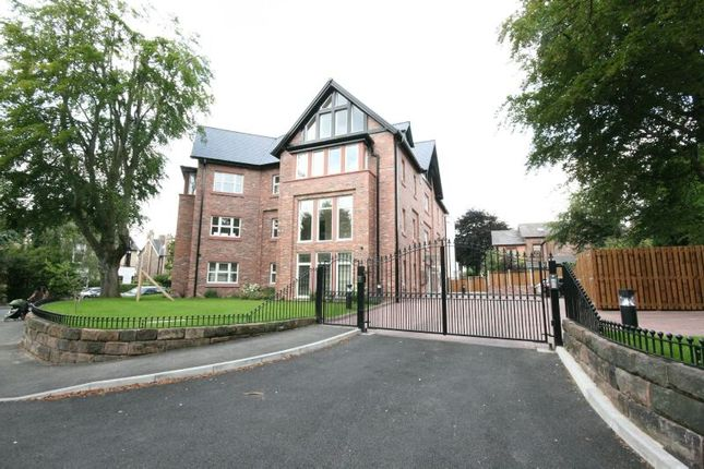 Thumbnail Flat to rent in Ashley Road, Hale, Altrincham