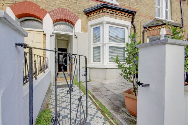 Thumbnail Terraced house for sale in Richmond Road, Bounds Green, London