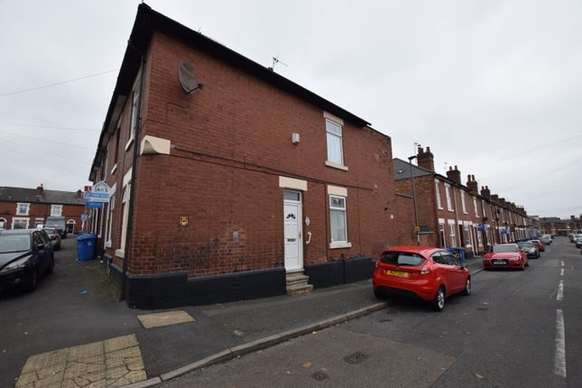 Thumbnail Shared accommodation to rent in Stables Street, Derby