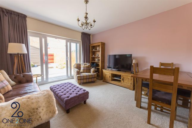 Thumbnail Terraced house for sale in Windsor Castle Road, Newport