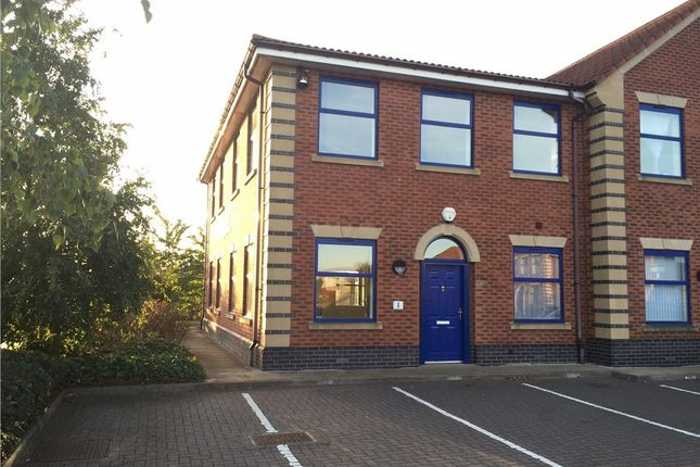 Thumbnail Office to let in Unit 1, Rutherford Court, Stafford, Staffordshire