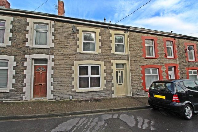 Thumbnail Terraced house to rent in Laura Street, Treforest, Rhondda Cynon Taff