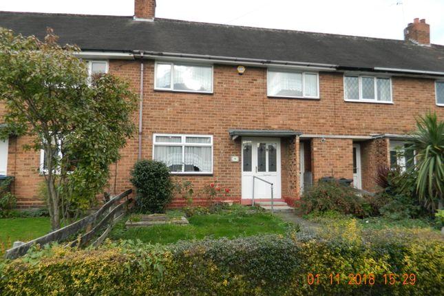 Thumbnail Terraced house to rent in Berrandale Road, Castle Bromwich, Birmingham