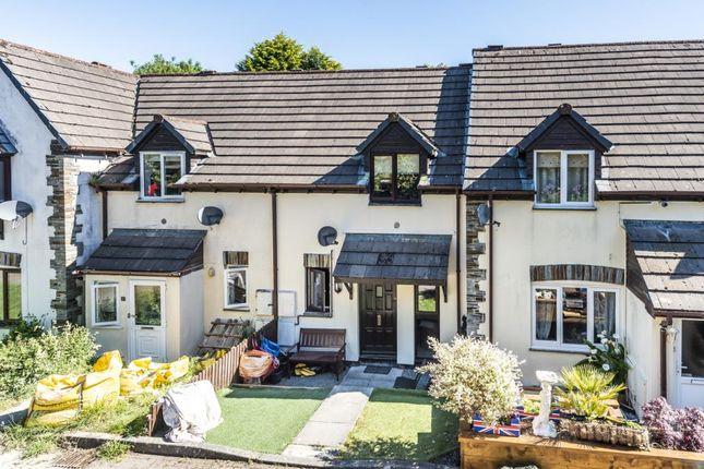 2 bed terraced house for sale in Eastern Avenue, Liskeard, Cornwall PL14
