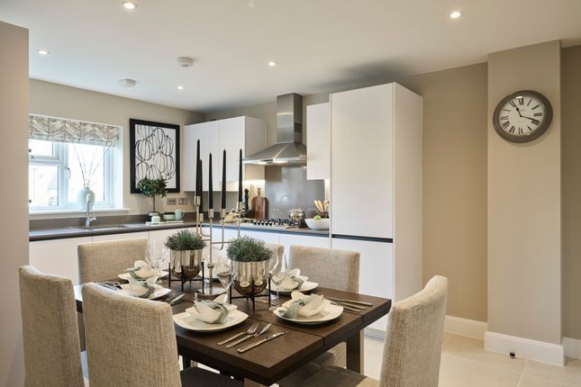 Thumbnail Semi-detached house for sale in Rutherford Fields, Leighton Buzzard