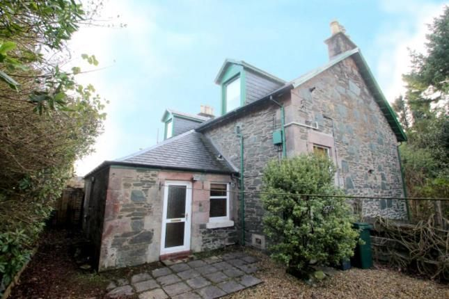 Thumbnail Flat for sale in Hall Road, Rhu, Helensburgh, Argyll And Bute
