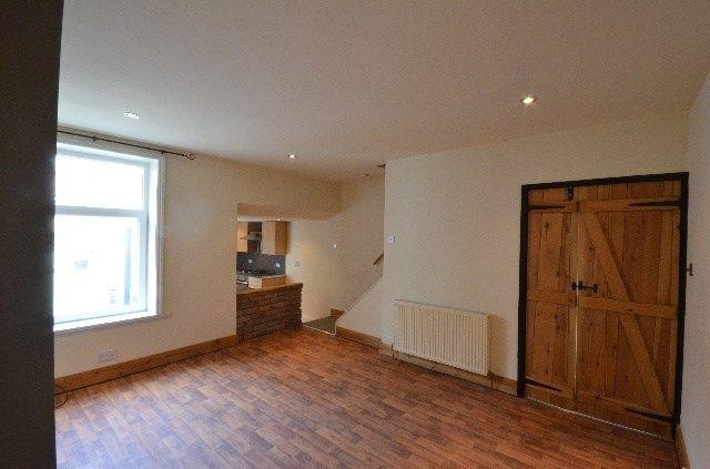 Thumbnail Flat to rent in Church Street, Great Harwood, Blackburn