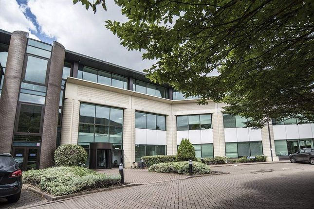 Office to let in 1210 Arlington Business Park, Reading