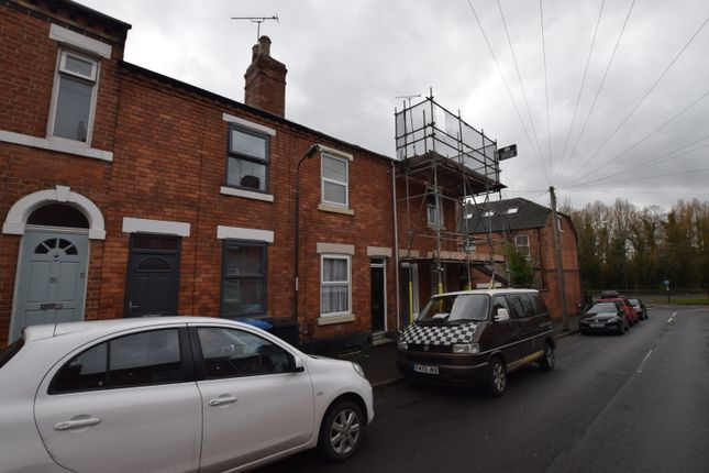 Thumbnail Shared accommodation to rent in Cedar Street, Derby