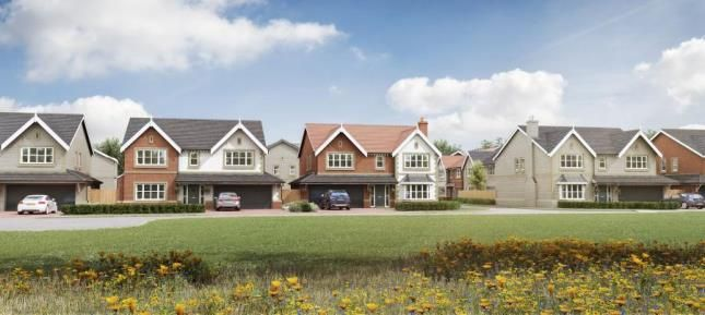 Thumbnail Detached house for sale in Rosewood Manor, Durton Lane, Preston
