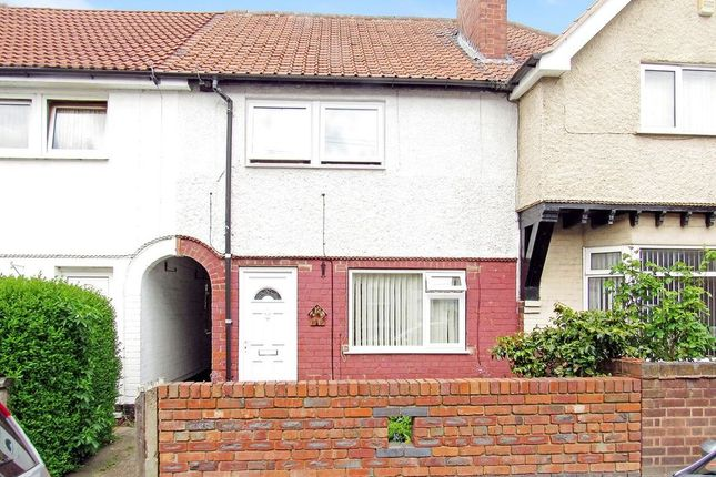 3 bed terraced house for sale in Prince Street, Long Eaton, Long Eaton