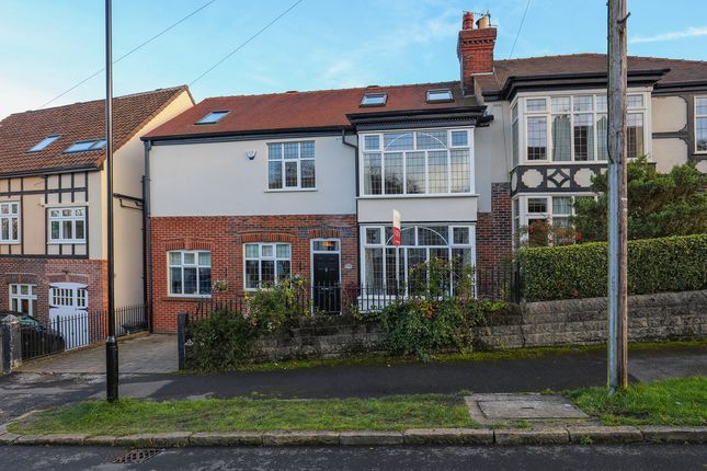 Thumbnail Semi-detached house for sale in Park Head Road, Sheffield