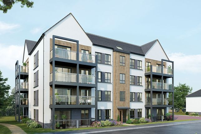 "Thumbnail Flat for sale in ""Adel Apartment"" at Manston Lane, Crossgates, Leeds"