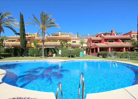 4 bed town house for sale in Marbella, Malaga, Spain