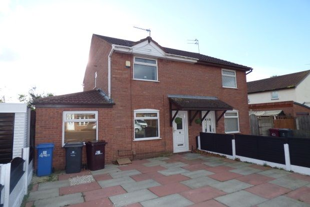 Thumbnail Property to rent in Melrose Road, Kirkby, Liverpool