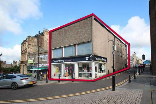 Thumbnail Commercial property for sale in 15-17, Graham Street, Airdrie ML66Ab