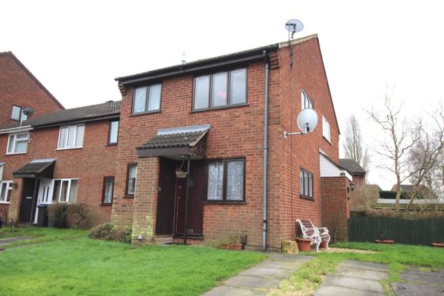 Thumbnail Property to rent in Willow Close, Burbage, Hinckley