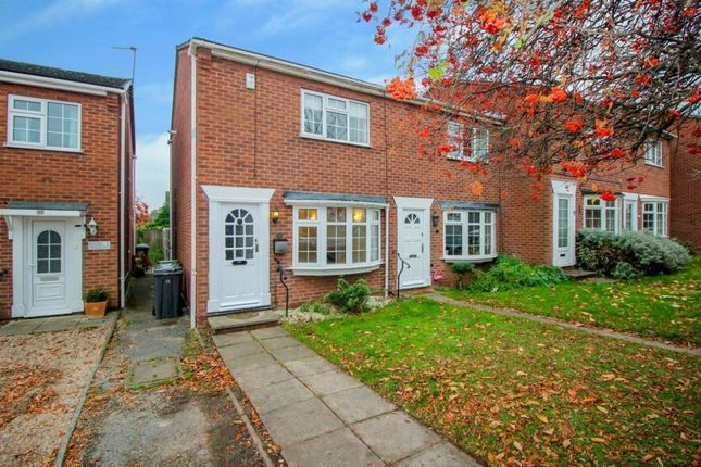 Thumbnail Semi-detached house to rent in Clarehaven, Stapleford, Nottingham
