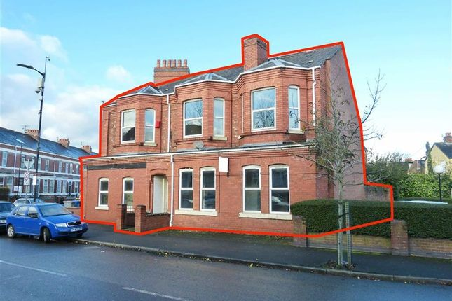 Thumbnail Semi-detached house for sale in Ayres Road, Old Trafford, Manchester