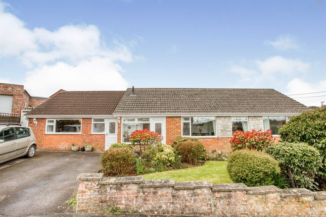 Thumbnail Detached bungalow for sale in Thomson Drive, Crewkerne