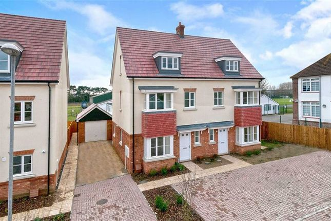 Thumbnail Semi-detached house for sale in Essella Road, Ashford, Kent