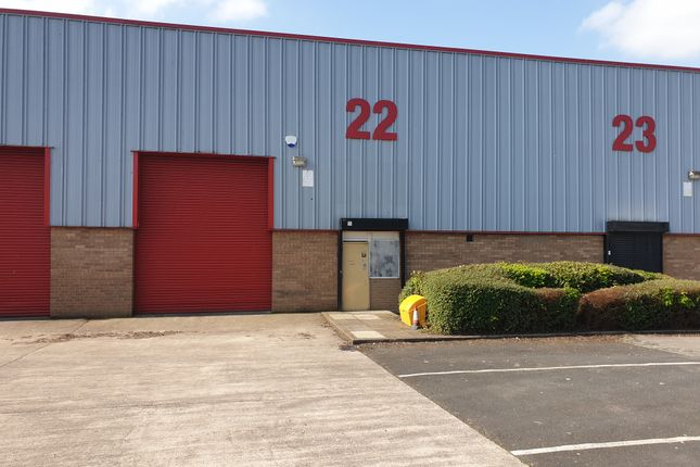 Thumbnail Light industrial to let in Hardwick Grange, Warrington