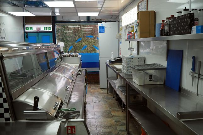 Thumbnail Leisure/hospitality for sale in Fish & Chips HX6, West Yorkshire