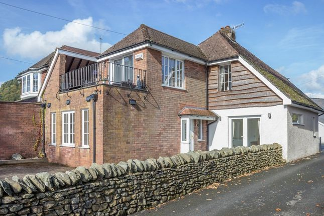 Thumbnail Detached house for sale in Northfield Lodge, Newby Bridge, Cumbria