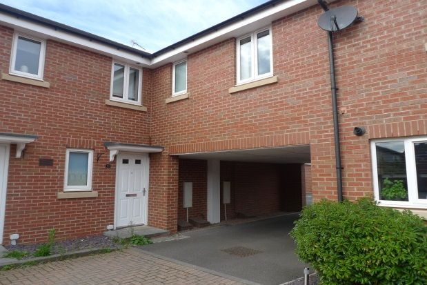 Thumbnail Maisonette to rent in Coldstream Court, Stoke