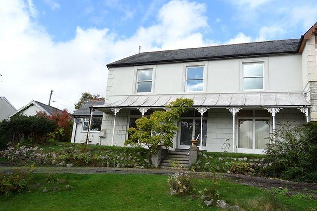 Thumbnail Semi-detached house for sale in Cloth Hall Lane, Cefn Coed, Merthyr Tydfil