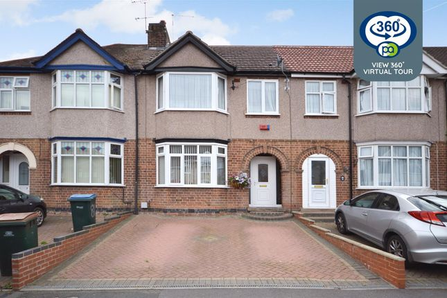 Front of Anchorway Road, Finham, Coventry CV3