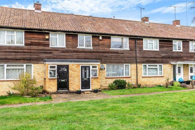 3 bed terraced house for sale in Phoenix Avenue, Wokingham RG40