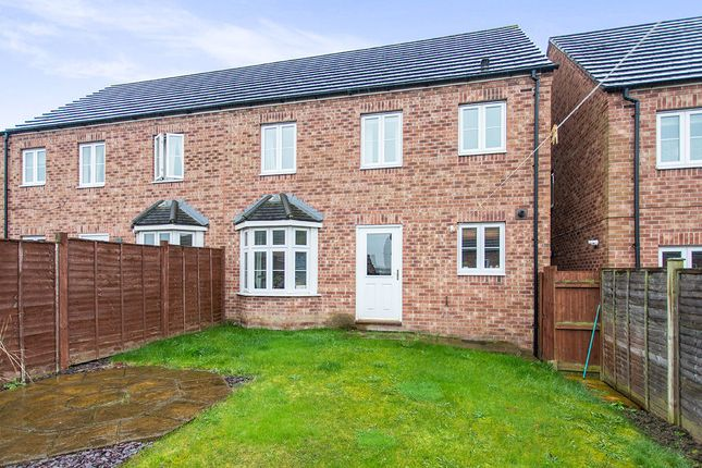 Thumbnail Semi-detached house to rent in Lake View, Pontefract