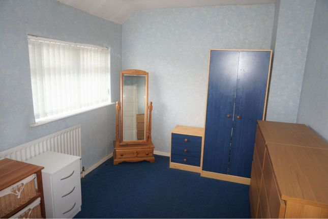 Bedroom Two of Lister Road, Walsall WS2