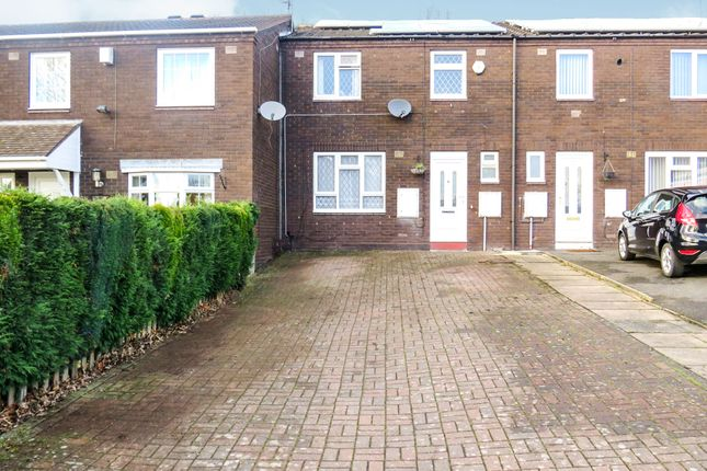 Thumbnail Terraced house for sale in Pimlico Court, Lower Gornal, Dudley
