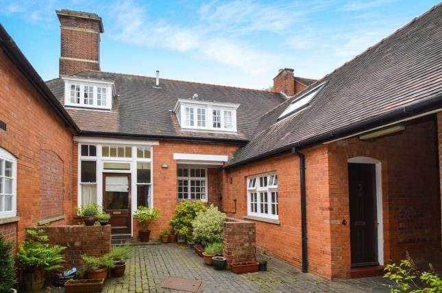 Thumbnail Terraced house for sale in Park House, Park Drive, Market Harborough, Leicestershire